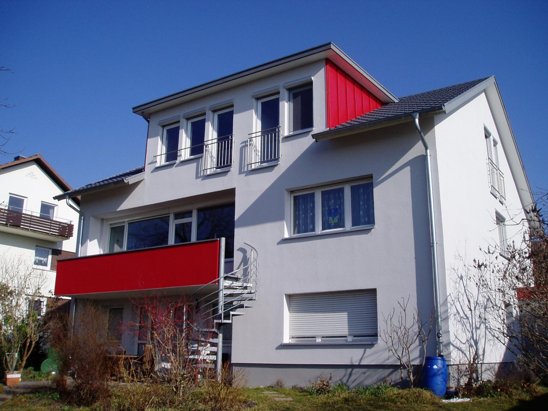 Zimmerei-Mohr-Anbauten