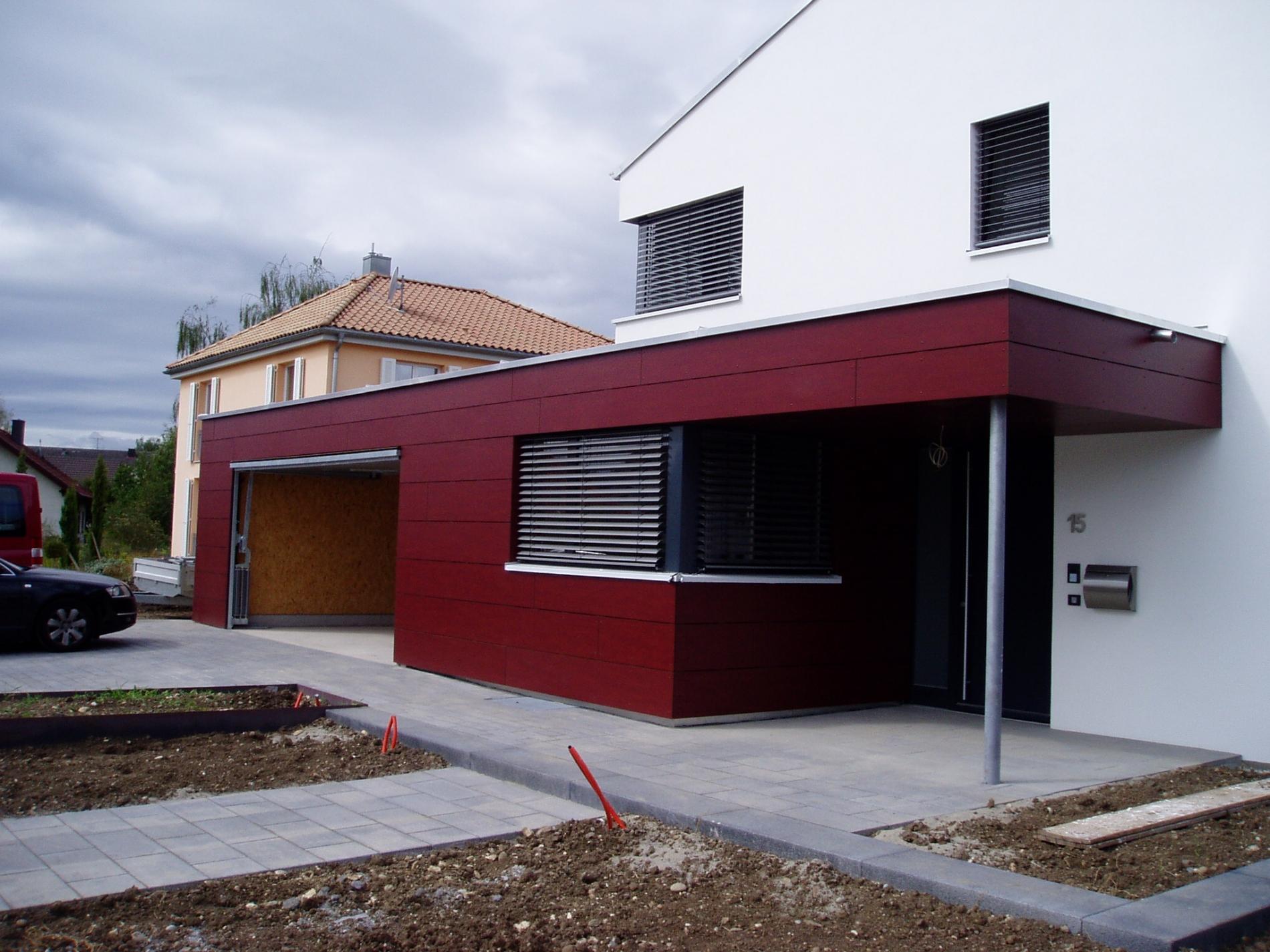 Zimmerei-Mohr-Carport-Vordächer