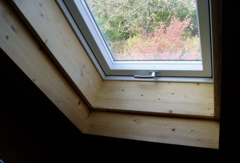 Zimmerei-Mohr-Dachfenster