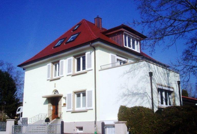 Zimmerei-Mohr-Dachsanierung